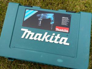 Makita HR 2470 SDS Plus zum Bohren, Hammerbohren sowie Meißeln