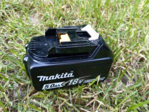 Makita Werkzeugakku BL1850 Li-Ion, 18,0 V, 5,0 Ah