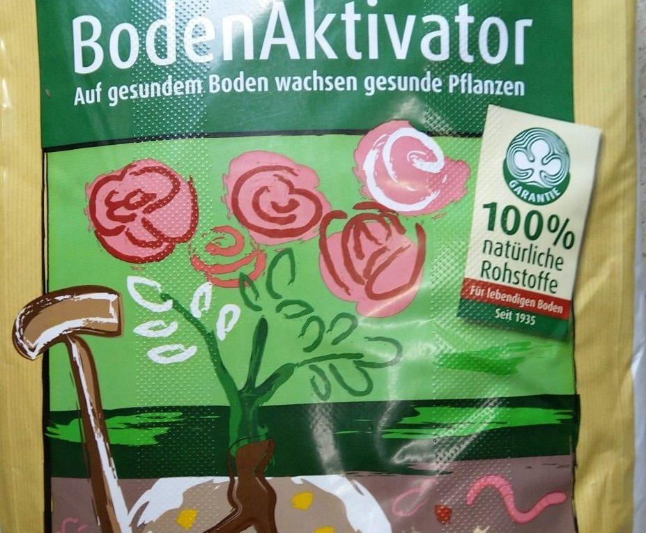 Oscorna Bodenaktivator - Bodenbelebung, Bodenlockerung & Humusbildung