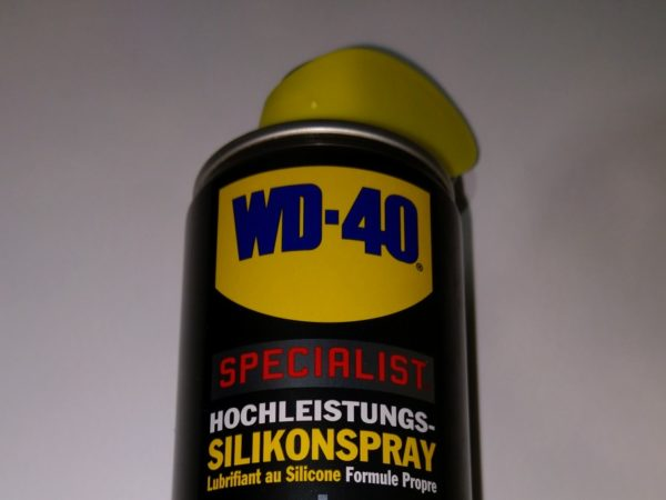 WD-40 Specialist Silikonspray