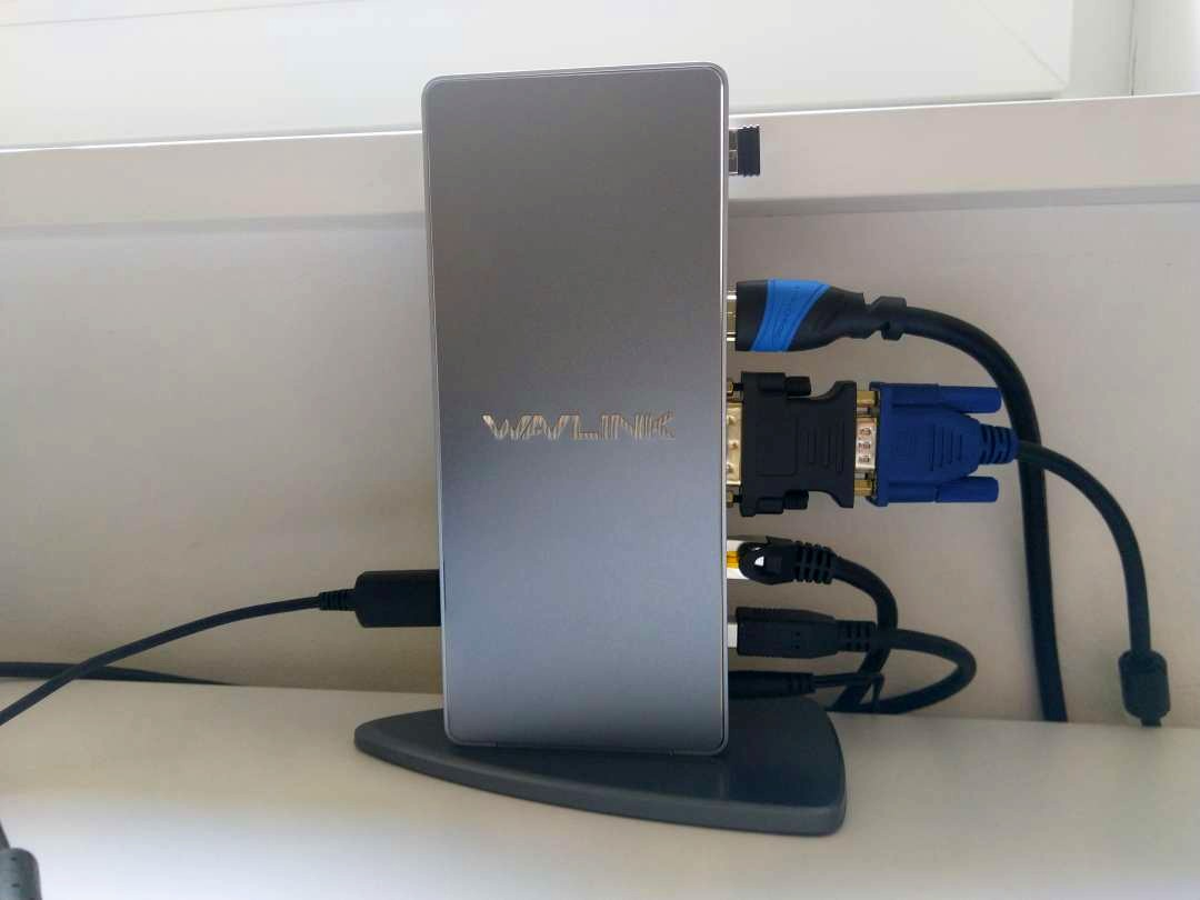 Universal Dockingstation für Laptop & PC